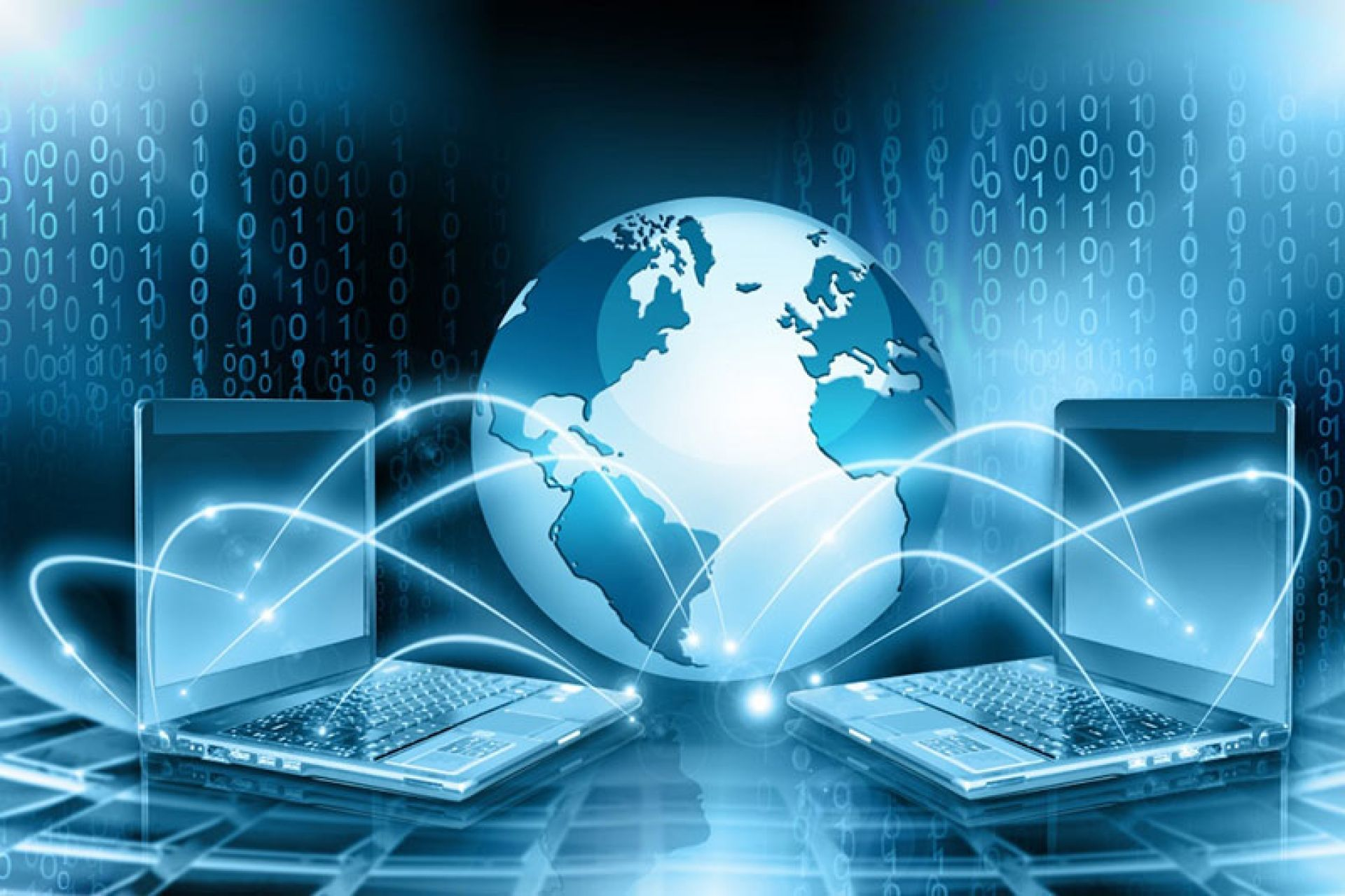 Что же это.... Интернет-трафик?